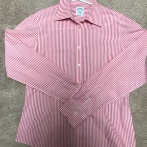Brooks Brothers 346 Fitted Dress Shirt | Sz 4